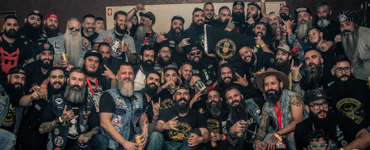 Bearded Villains: una comunidad de barbudos que ayuda a personas que viven en la calle