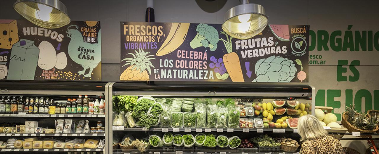 BS AS, única ciudad de latinoamericana con mercado orgánico certificado