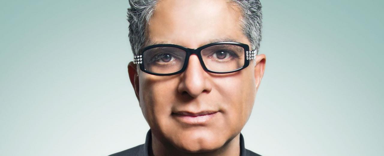 Charla de Deepak Chopra: El futuro del Bienestar