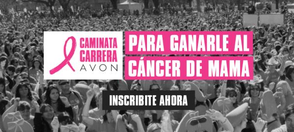 Mujeres sobrevivientes de cáncer participarán de la Caminata/ Carrera que organiza la Fundación Avon