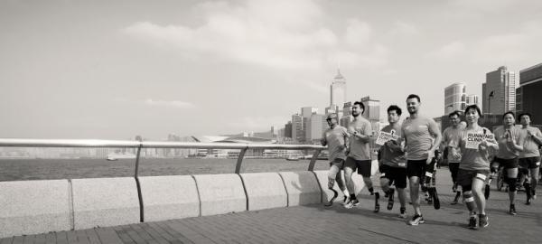running clinic paralimpicos atletas