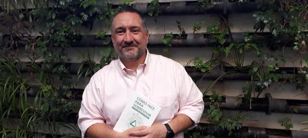 """Fernando Luchetti: """"La perseverancia y el conocimiento nos pueden sacar adelante""""."""