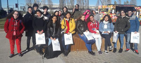 Casa Nacional del Futuro, un espacio para empoderar a los jóvenes en sus proyectos de vida