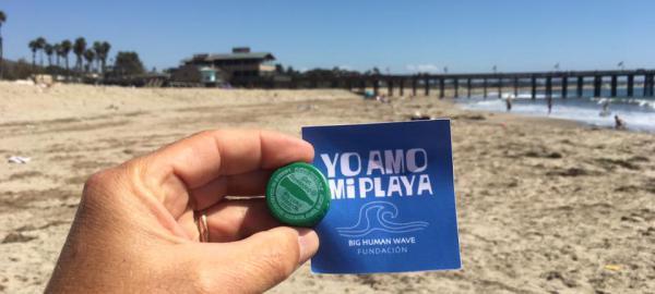 #YoAmoMiPlaya: una campaña para cuidar el medio ambiente
