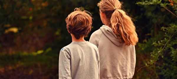 Acompañamiento psicológico: duelo en niños, adolescentes y adultos a cargo