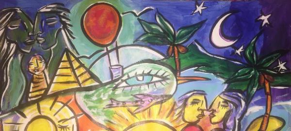 María de los Milagros Baylac: Viajar para expandir el alma