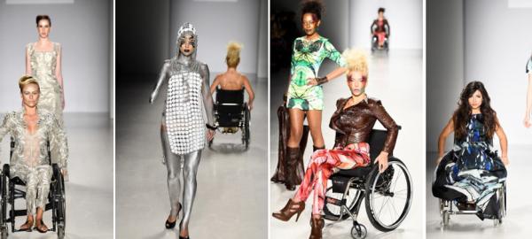 Cinco modelos que revolucionaron el mundo de la moda con sus discapacidades