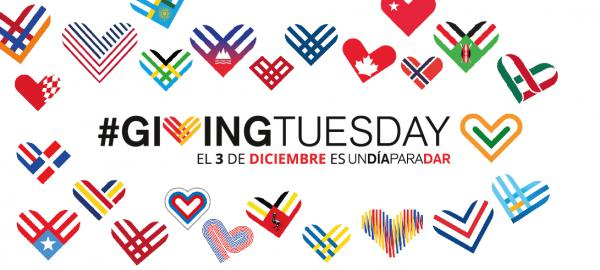 Un Día Para Dar- #GivingTuesday: generosidad a nivel global