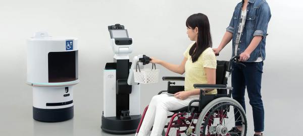 Robots de asistencia para mejorar la calidad de vida de las personas