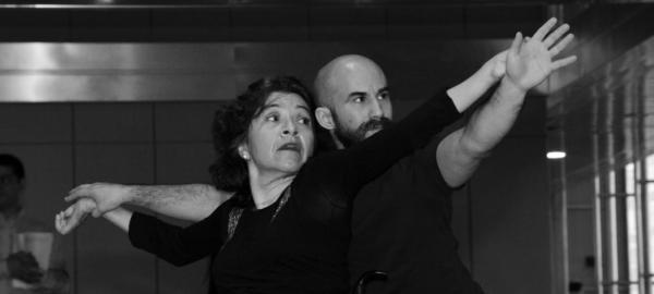 Pasión por la danza: Susana emociona bailando en su silla de ruedas