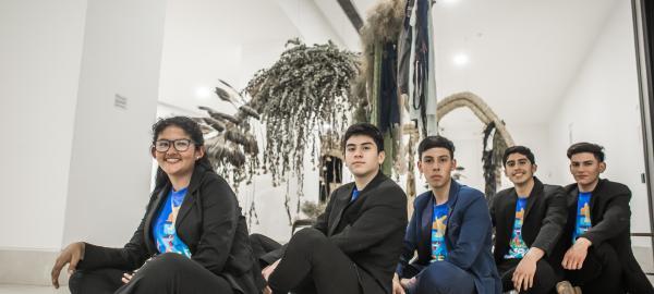 Jóvenes unidos para la preservación de la cultura wichi en Salta