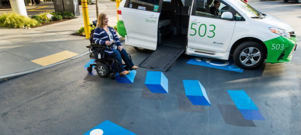 Impulsar a los empleados con discapacidades