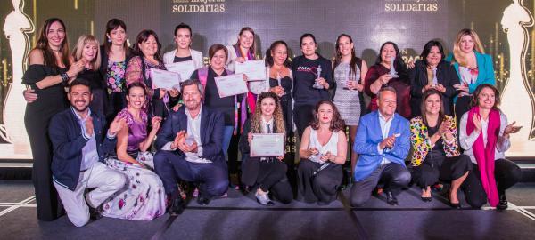 Fundación AVON celebró a las Mujeres Solidarias de todo el país