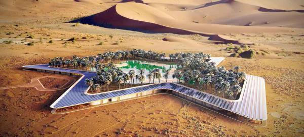 El resort de lujo más ecológico del mundo