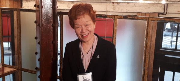 Sobrevivió a la bomba de Hiroshima y hoy lucha por la paz en todo el mundo