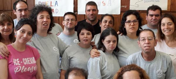 IDEL: una oportunidad de trabajo para personas con discapacidad