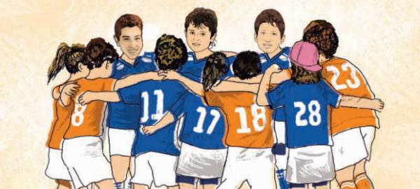 Ache - Abrazo compartido, una colección de cuentos infantiles pensada para abordar temas difíciles