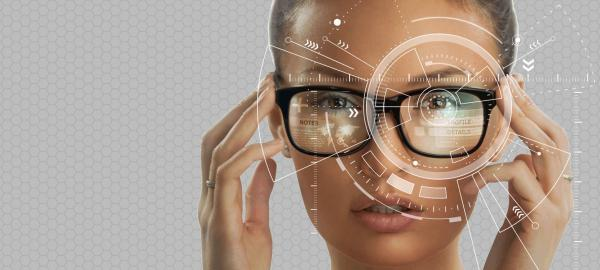 Lentes inteligentes que transformarán la manera de ver el mundo