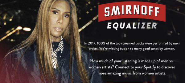 Igualdad de género en el mundo de la música