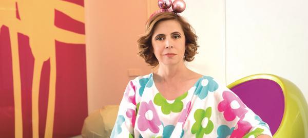 Agatha Ruiz de la Prada: a corazón abierto