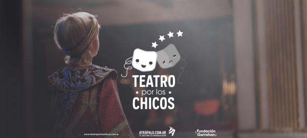 Llega la tercera edición de Teatro Por Los Chicos
