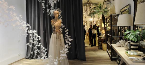 Tendencia Arenales: moda y diseño en las vidrieras