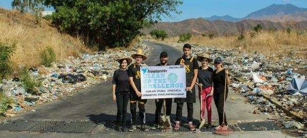 Ganan un concurso global de cuidado del medio ambiente y eligen a la Argentina para continuar su proyecto