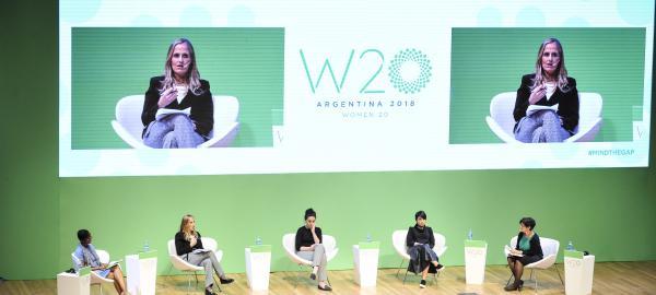 El Women 20 dio inicio a su cumbre en el CCK