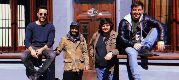 De Necochea a Palermo: Cinco amigos cumplieron el sueño de abrir su propio bar