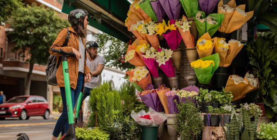 Monopatines eléctricos: una red de movilidad limpia, eficiente y divertida llega a Buenos Aires